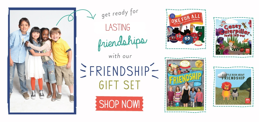 Friendship gift set