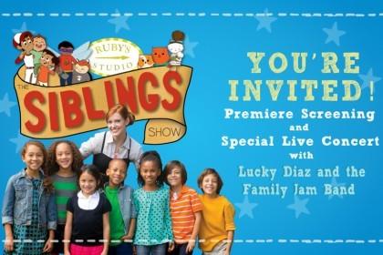 siblings show premiere