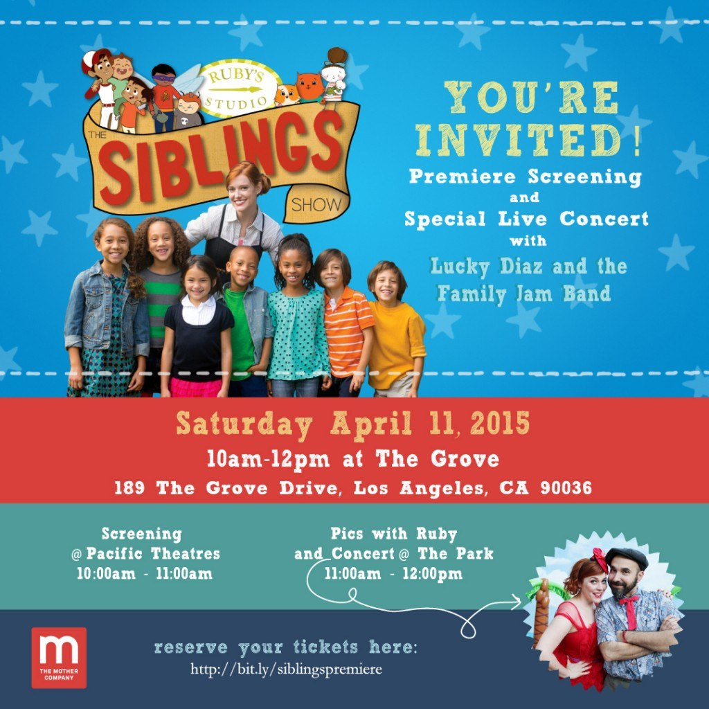 The Siblings Show Premiere
