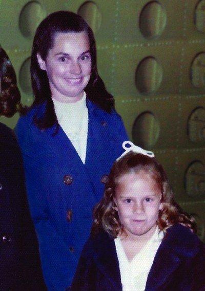 Lisa Erspamer and Mom