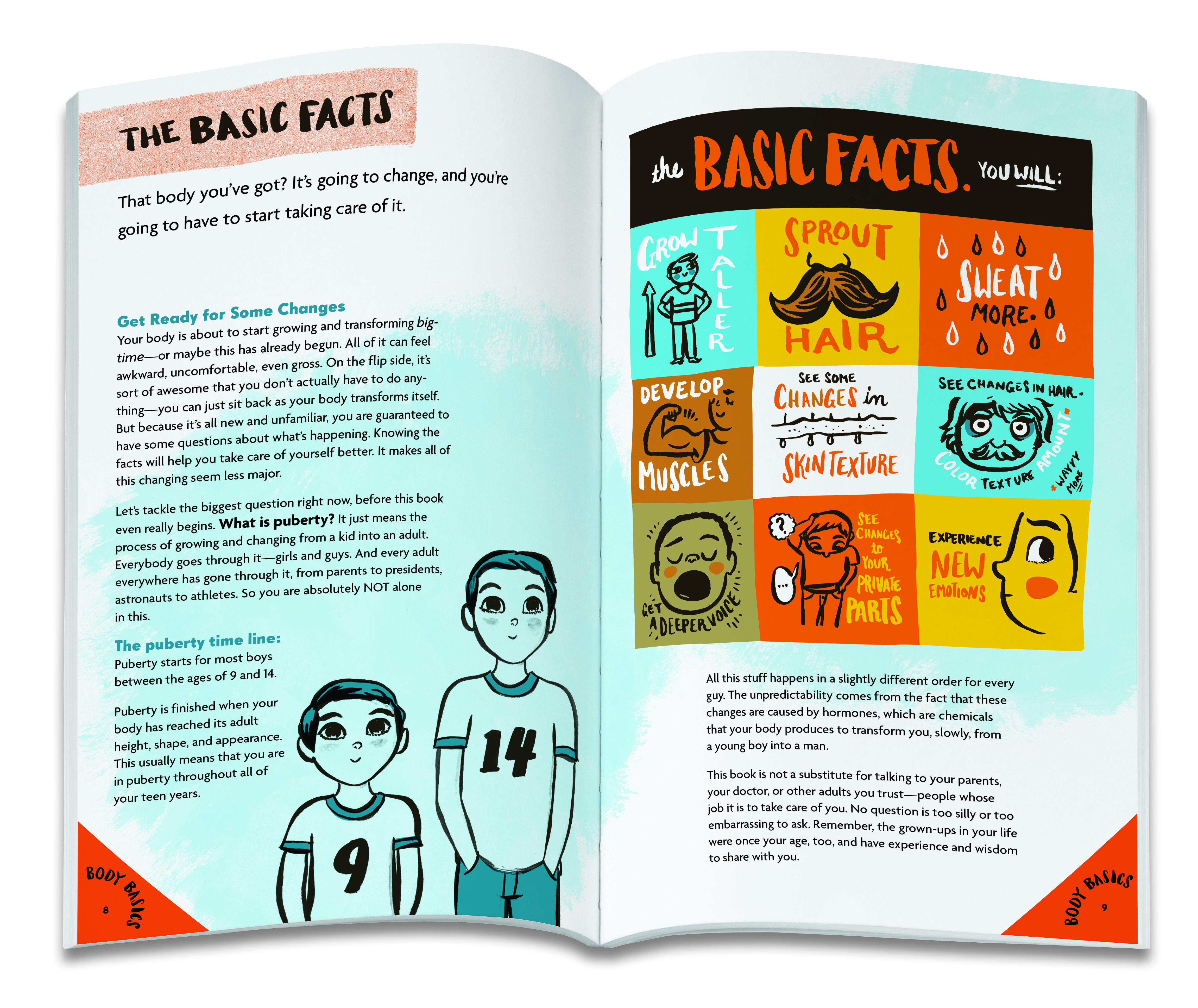 Excerpt from Guy Stuff: The Body Books For Boys